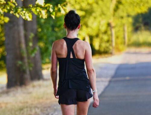 Sträck på dig- din kroppshållning säger hur du mår!
