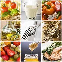 olika måltider som du kompletterar med måltidsersättning
